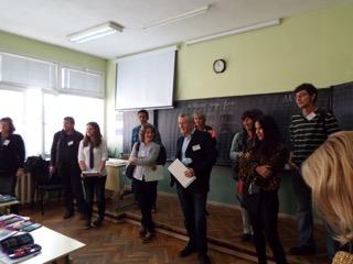 Столично училище печели европейски проект